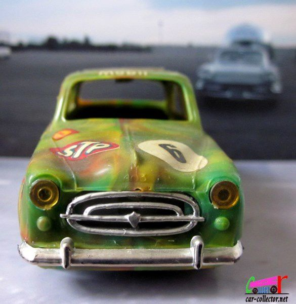 PEUGEOT 403 STOCK CAR NOREV 1/43
