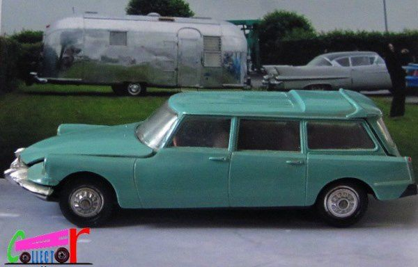 citroen ds id 19 break confort 1963 norev 1 43 car. Black Bedroom Furniture Sets. Home Design Ideas