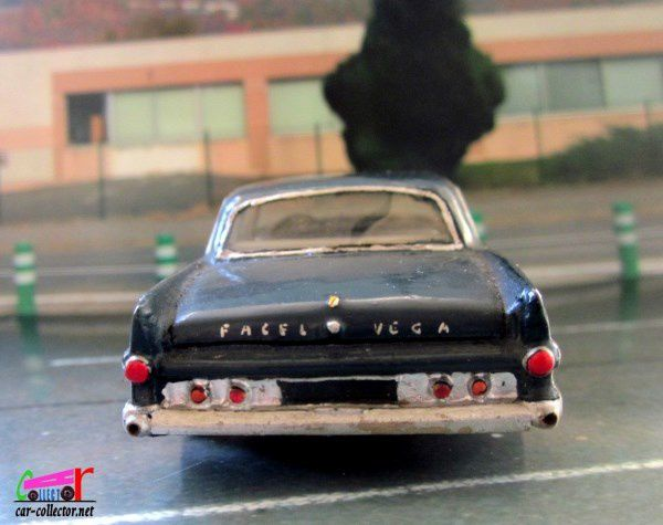 FACEL VEGA EXCELLENCE 1959 RD MARMANDE 1/43