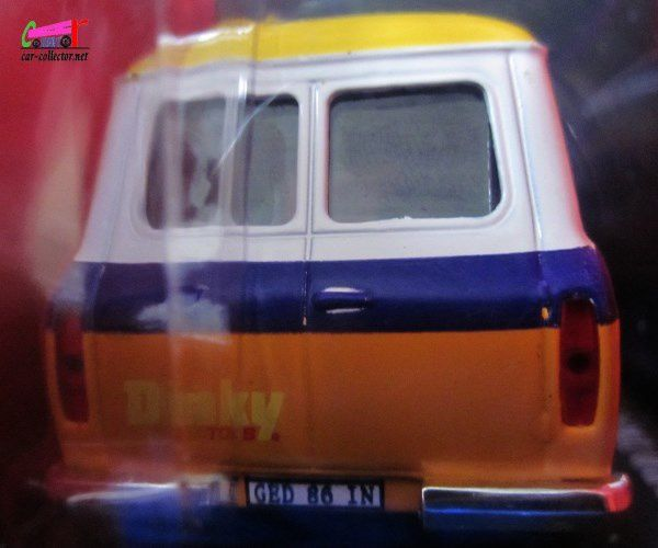FASCICULE N°23 FORD TRANSIT MECCANO DINKY TOYS IXO  1/43