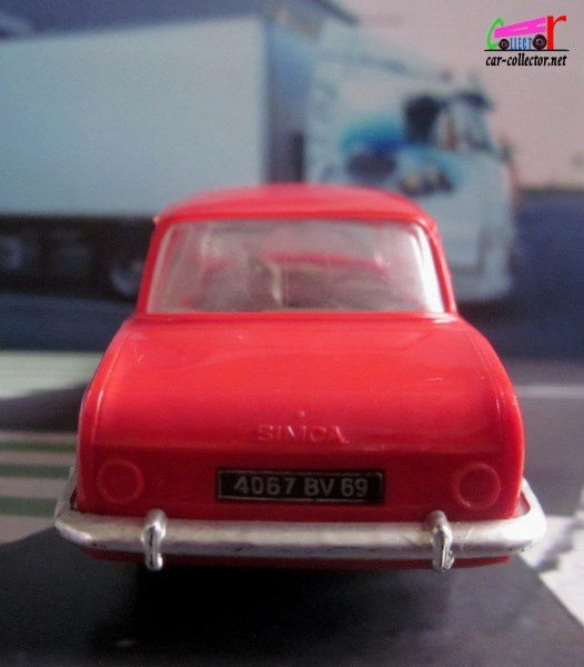 SIMCA 1500 BERLINE 1963 NOREV 1/43