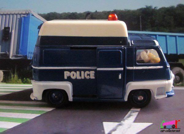 RENAULT ESTAFETTE FOURGON POLICE C.I.J 1/45