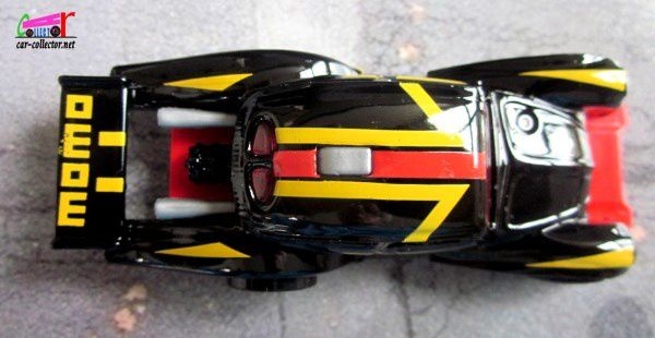 VOLKSWAGEN KAFER RACER HOT WHEELS 1/64 - VW COX RACER