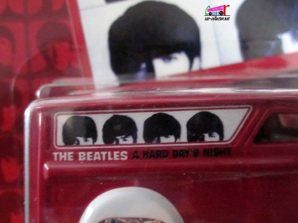 FORD DAIRY DELIVERY THE BEATLES HOT WHEELS 1/64