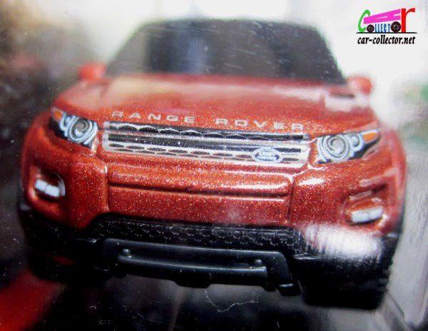 RANGE ROVER EVOQUE 2015 MATCHBOX 1/64