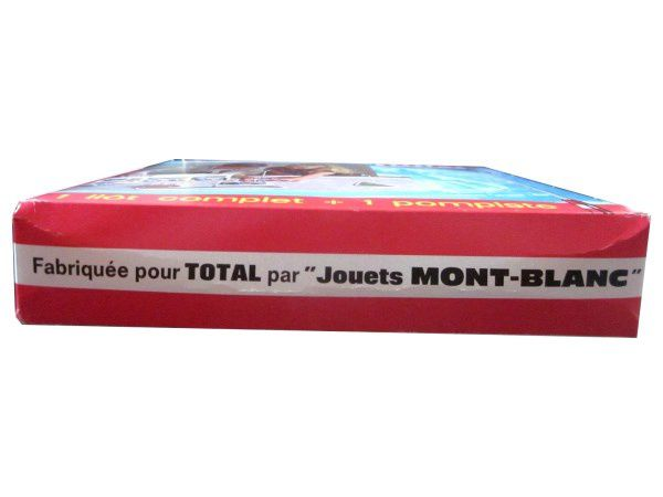STATION SERVICE TOTAL BOITE COMPLEMENTAIRE N°2 JOUETS MONT BLANC