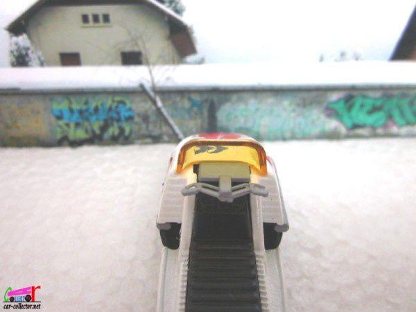 284-B MOTO NEIGE MAJORETTE - SKI-DOO NORDIC SNOWMOBILE