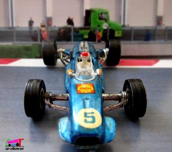 229-B FERRARI F1 RACER MAJORETTE 1/55