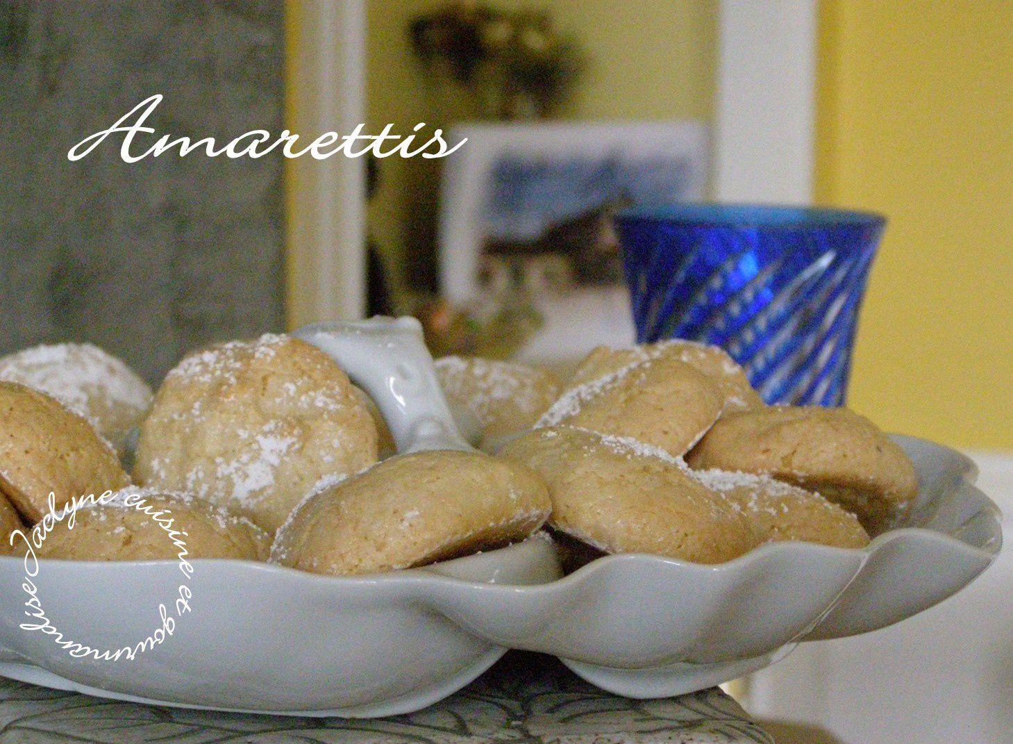 Amarettis Jaclyne cuisine et gourmandise