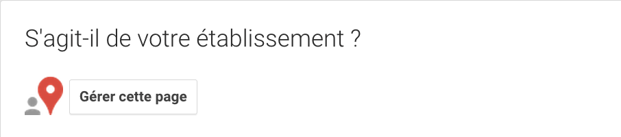 Attention aux comptes Google My Business inactifs..