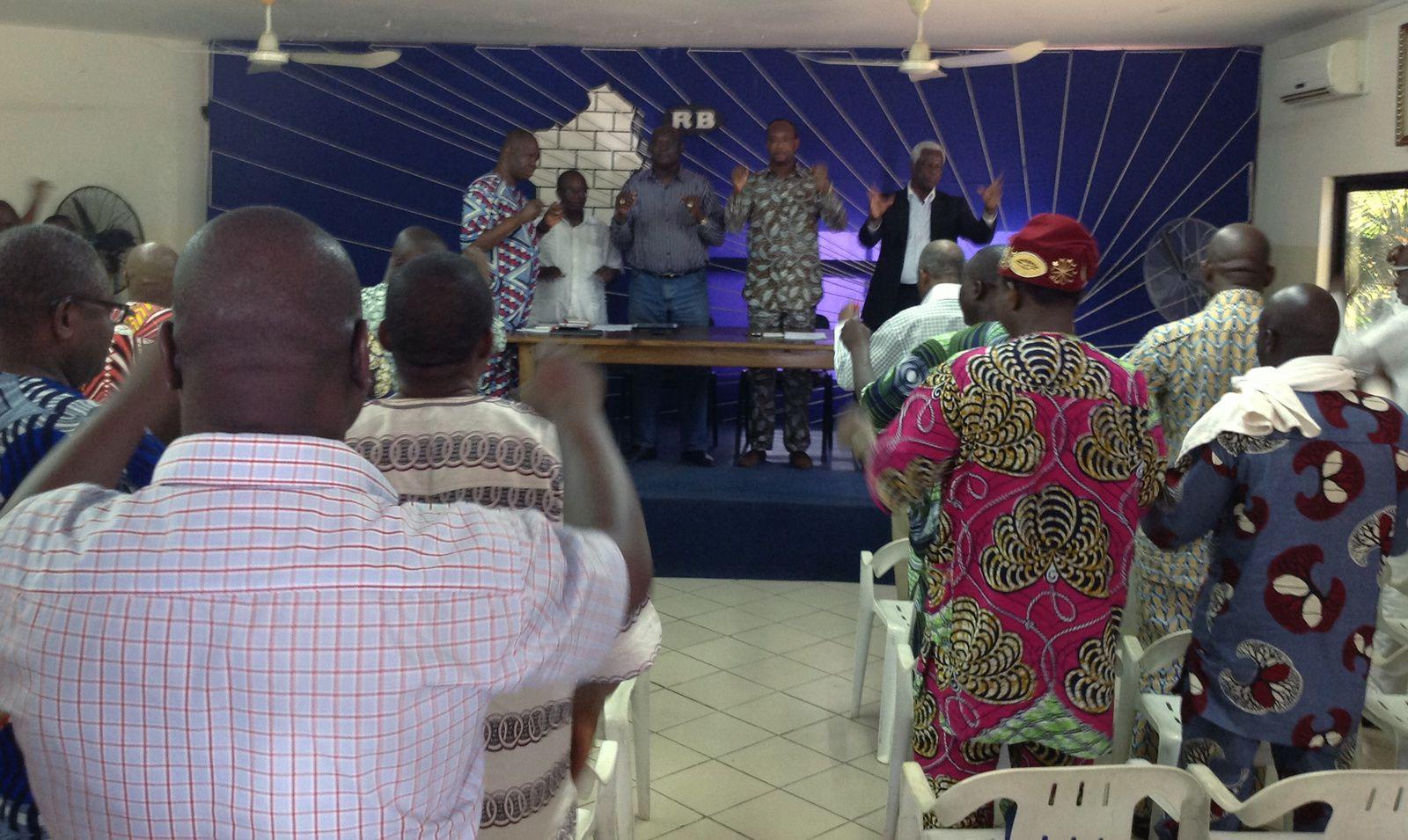 Engagement des « Houézèhouè » de Cotonou pour la présidentielle : Les 11ème, 12ème et 13ème arrondissements pour la victoire de Zinsou