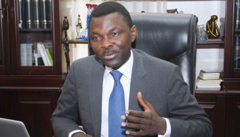 Joseph Djogbénou au sujet de la consultation parlementaire :« On a tous intérêt qu'il y ait les 4/5 »