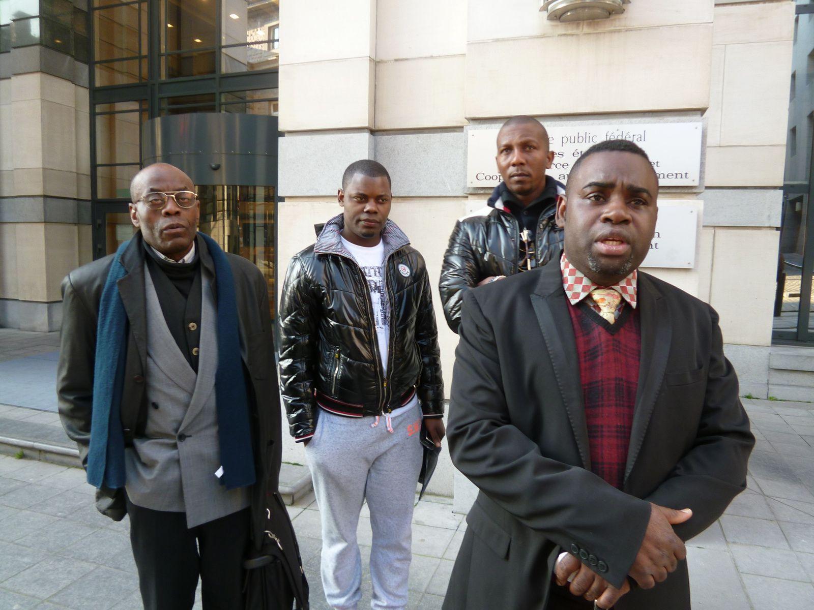 Sévère mise en garde des Bana Congo à Malu Malu via le ministère belge des affaires étrangères