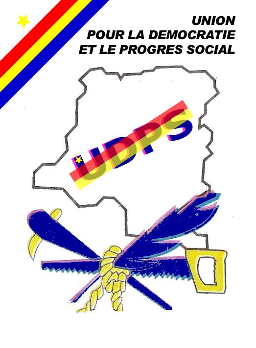 Marche à Bruxelles le 09.05.2014 à l'appel des Combattants et journée politique de l'UDPS