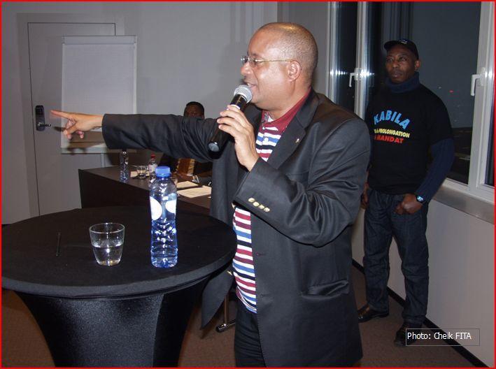 Depuis Bruxelles, Me Muyambo lance à Kabila un ultimatum: mars 2015