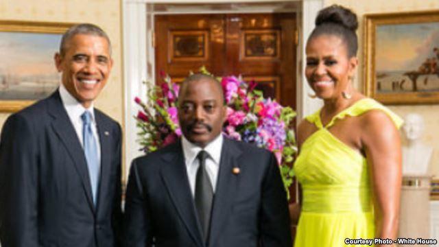 Barack Obama à Kabila, des injonctions dans un gant de velours