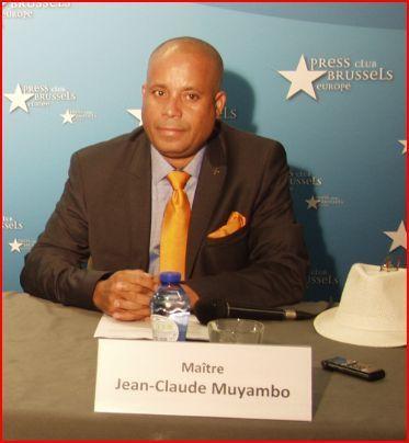 La détention de Me Muyambo prolongée de nouveau de 30 jours pour des raisons fantaisistes