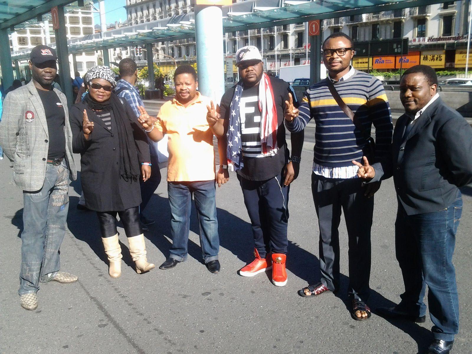 Genève. Naissance de la plateforme CMDC, Conseil Mondial de la Diaspora Congolaise