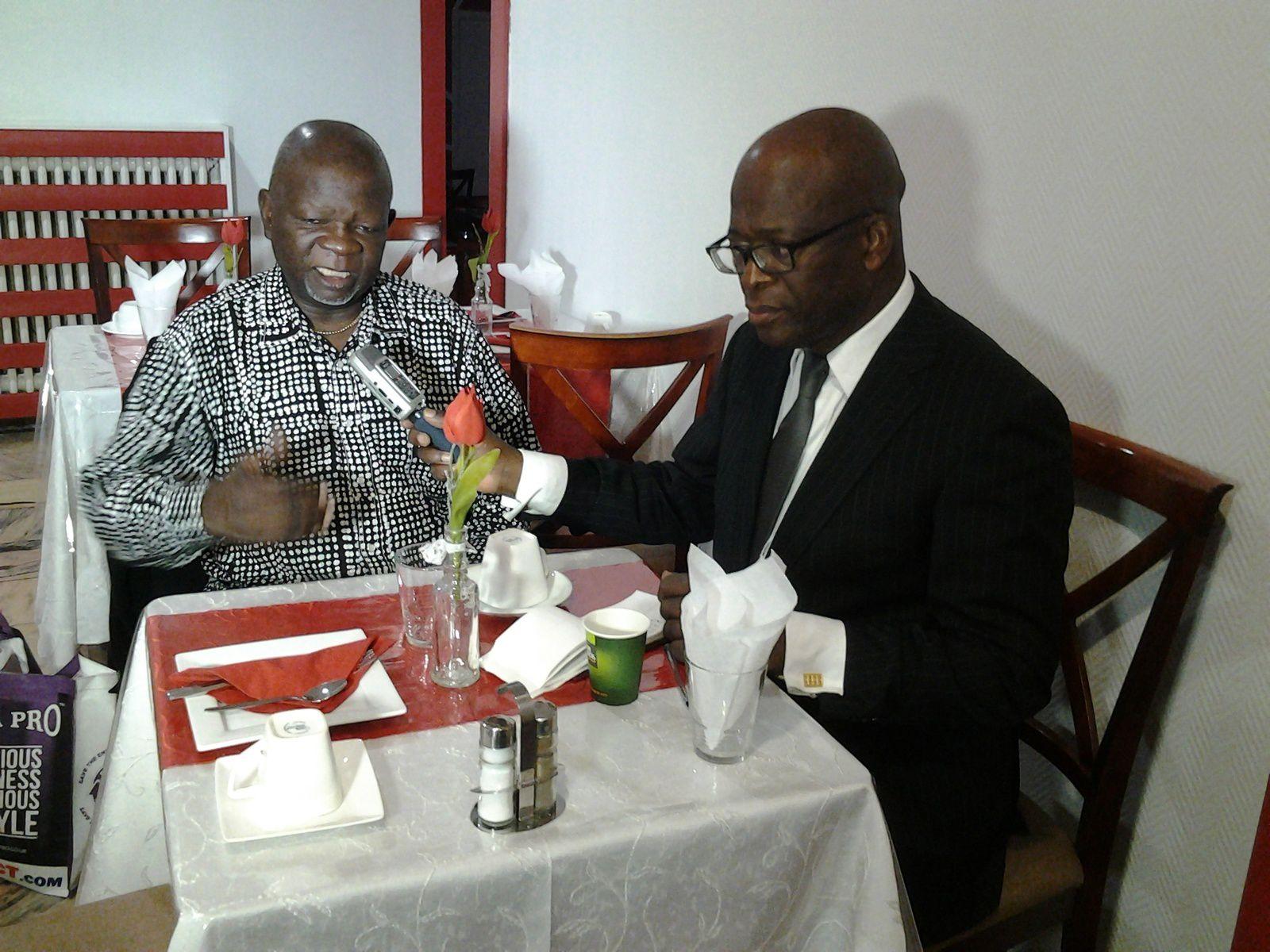 Professeur Huit Mulongo à propos de Ruberwa et du respect de la constitution