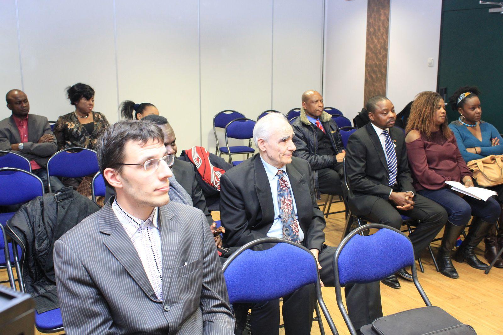 Didier Dikolo du Forum Citoyen, 2016 doit générer une nouvelle gouvernance en RD Congo