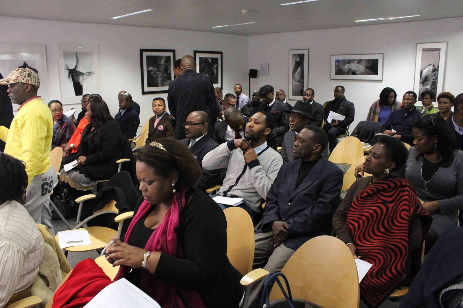 Bruxelles, sortie officielle de la « Dynamique de l'opposition » pour le départ de Kabila du pouvoir