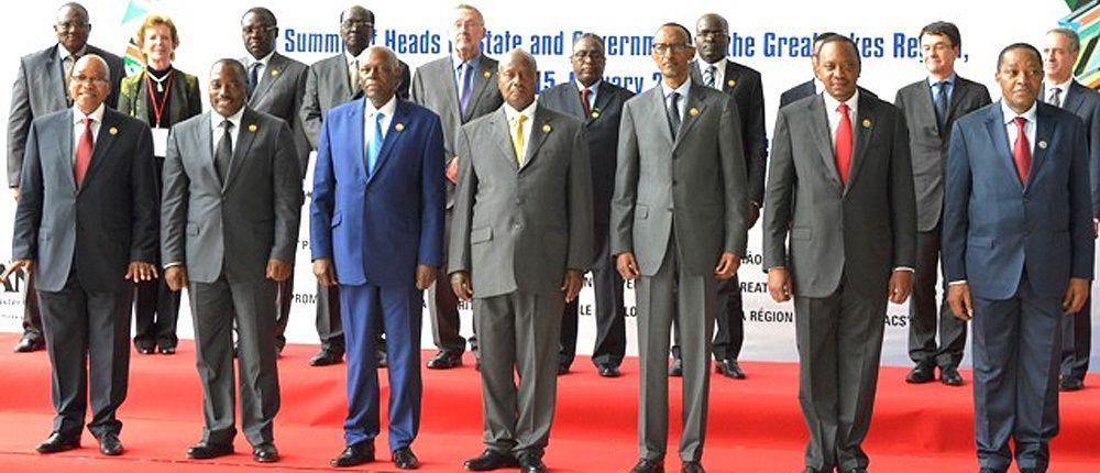 Document. Décisions du 6ème Sommet ordinaire des Chefs d'Etat et de Gouvernement de la CIRGL sur la RD Congo