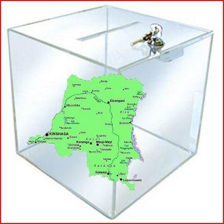 Wanted. 10 Congolais par ville, dans 10 villes pour 100 sièges au futur parlement