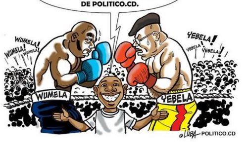 Fuite en avant : La minorité au pouvoir en RD Congo s'exhibe au stade Tata Raphaël