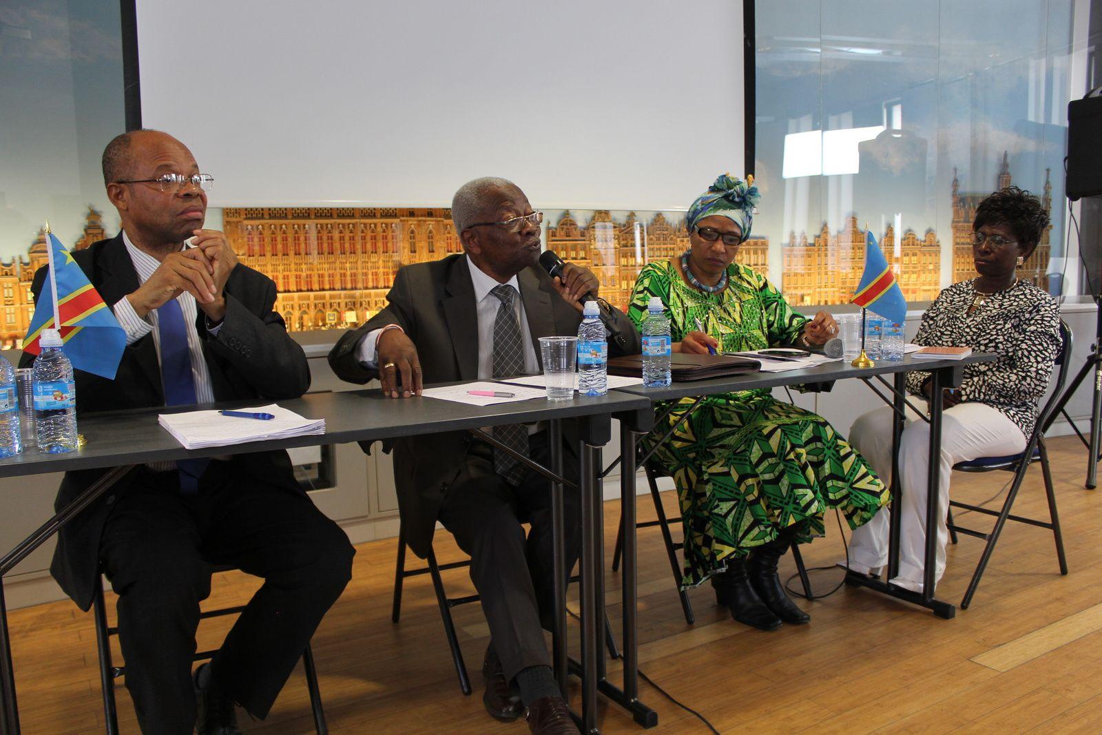 Convention des Congolais de l'Étranger à Bruxelles: «Kabila doit partir le 19.12.2016 à minuit»
