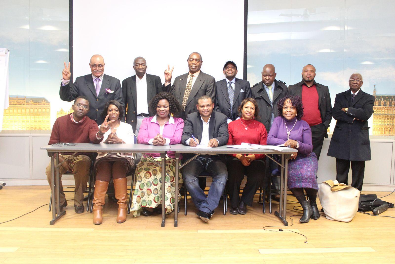 Bruxelles, naissance du «Collectif 19.12» pour contraindre Kabila à quitter le pouvoir