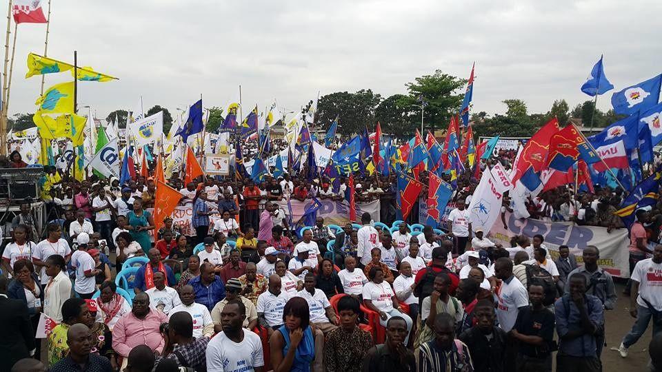 Carton jaune à Kabila à Kinshasa, le pouvoir tombe dans le piège du Rassemblement