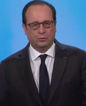 Élégance politique: François Hollande ne sera pas candidat à sa propre succession