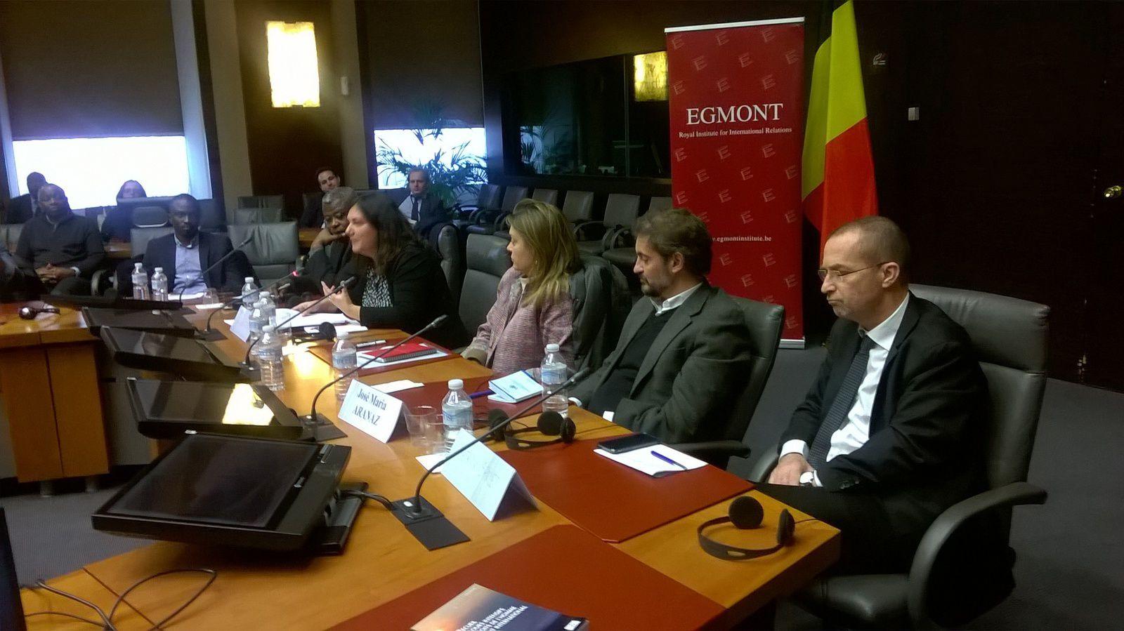 Conférence d''EURAC à Bruxelles sur la RD Congo: «Pas de signaux du Pdt Kabila pour quitter le pouvoir»
