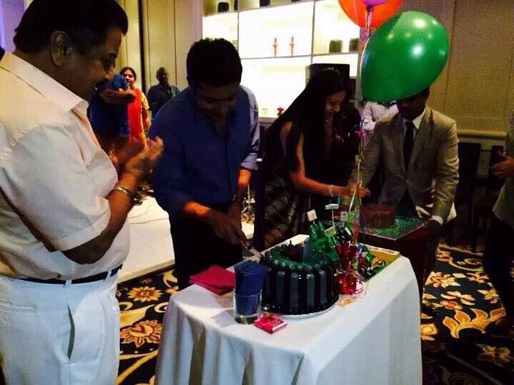 SURYA'S BIRTHDAY PARTY !