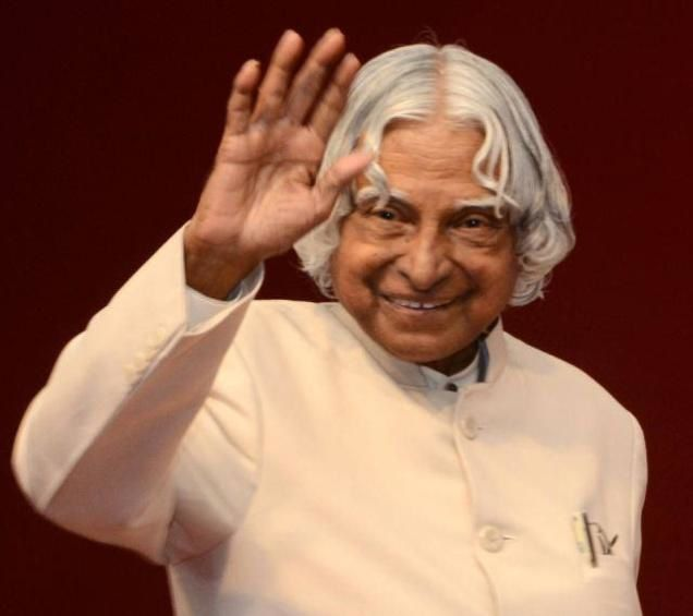 Former Indian President A P J Abdul Kalam Passed Away - RIP