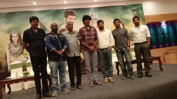 &quot&#x3B;PULI&quot&#x3B; - PRESS MEET