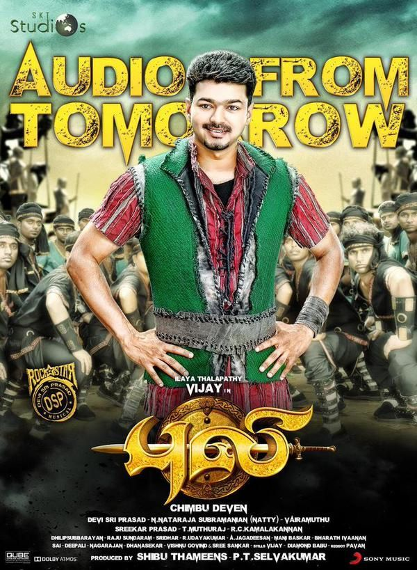 PULI - AUDIO FROM TOMORROW TODAY PAPER AD !