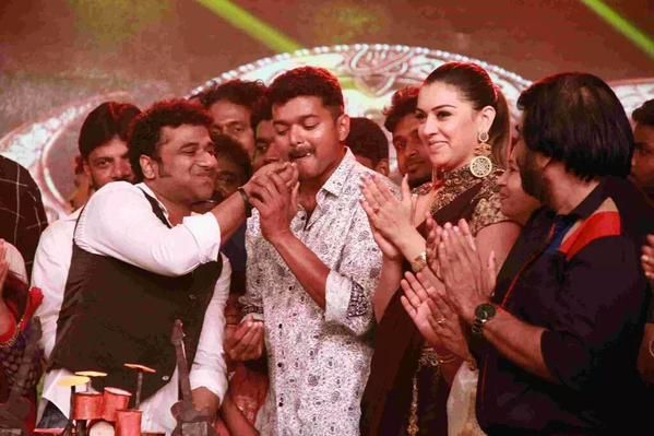 PULI AUDIO LAUNCH PHOTOS !!!
