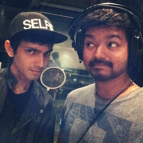 SIIMA BEST MUSIC DIRECTOR - ANIRUDH POUR &quot&#x3B;KATHTHI&quot&#x3B; !