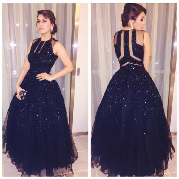 HANSIKA READY FOR SIIMA 2015 !