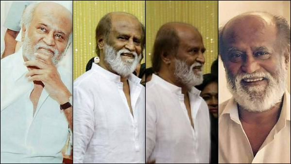 KABAALI- SUPERSTAR RAJNIKANTH GANGSTER LOOK !