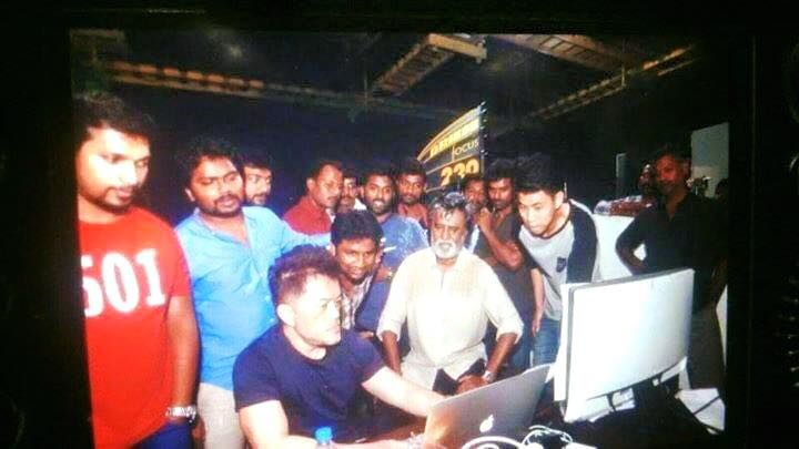 SUPERSTAR RAJNIKANTH IN &quot&#x3B;KABALI&quot&#x3B; !!!!