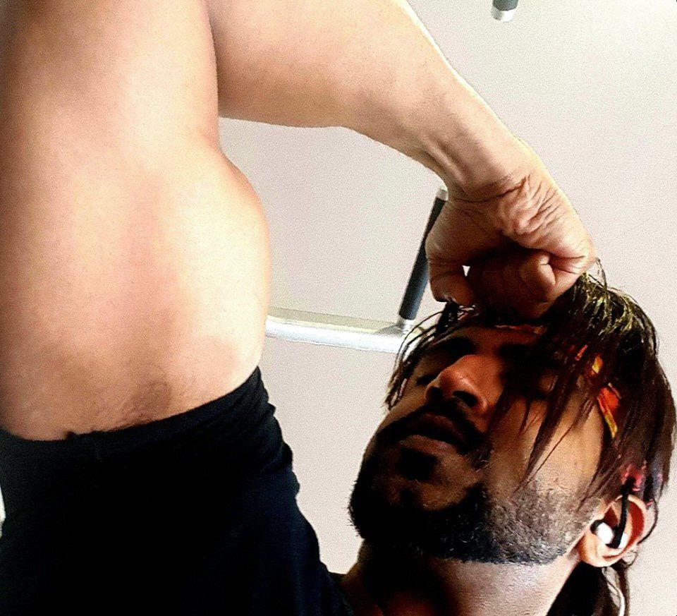 ARUN VIJAY - NEW PHOTO