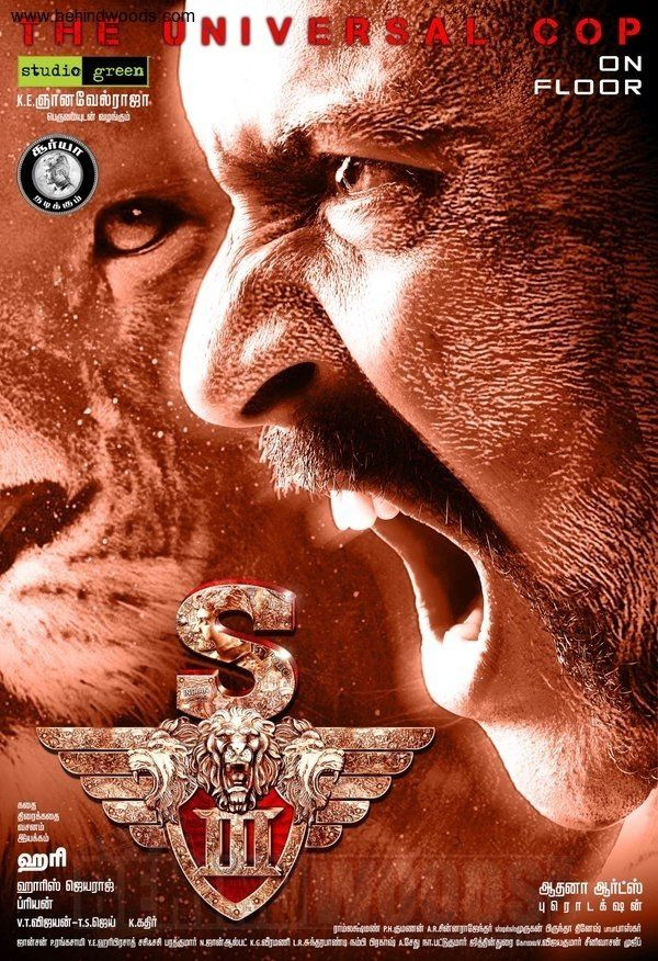 SINGAM 3 FIRST LOOK POSTERS !!!