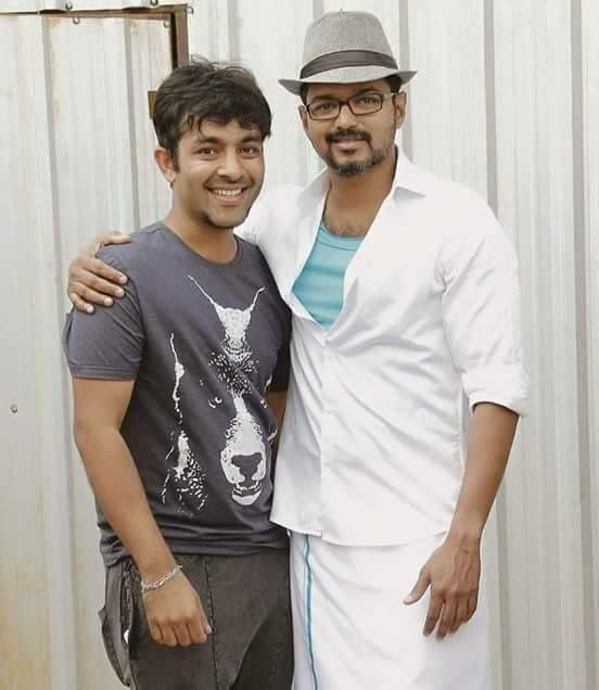 THERI SHOOTING SPOT