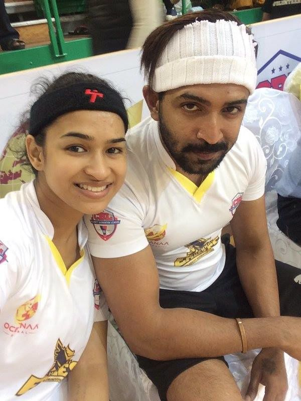ARUN VIJAY - PHOTOS