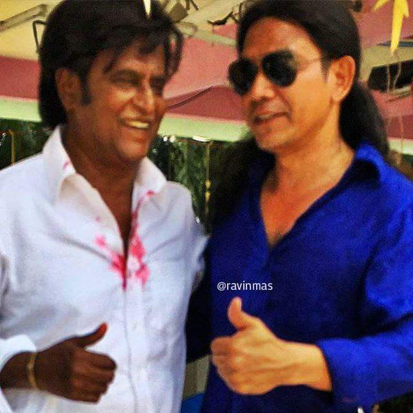 KABALI SHOOTING PHOTOS !!!