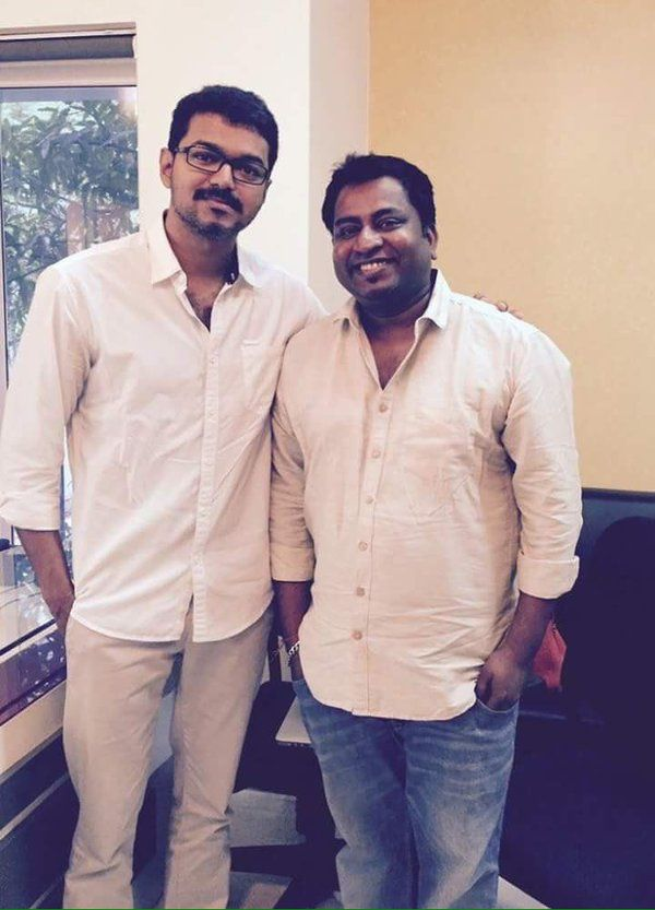 &quot&#x3B;VIJAY60&quot&#x3B; TEAM PHOTOS !
