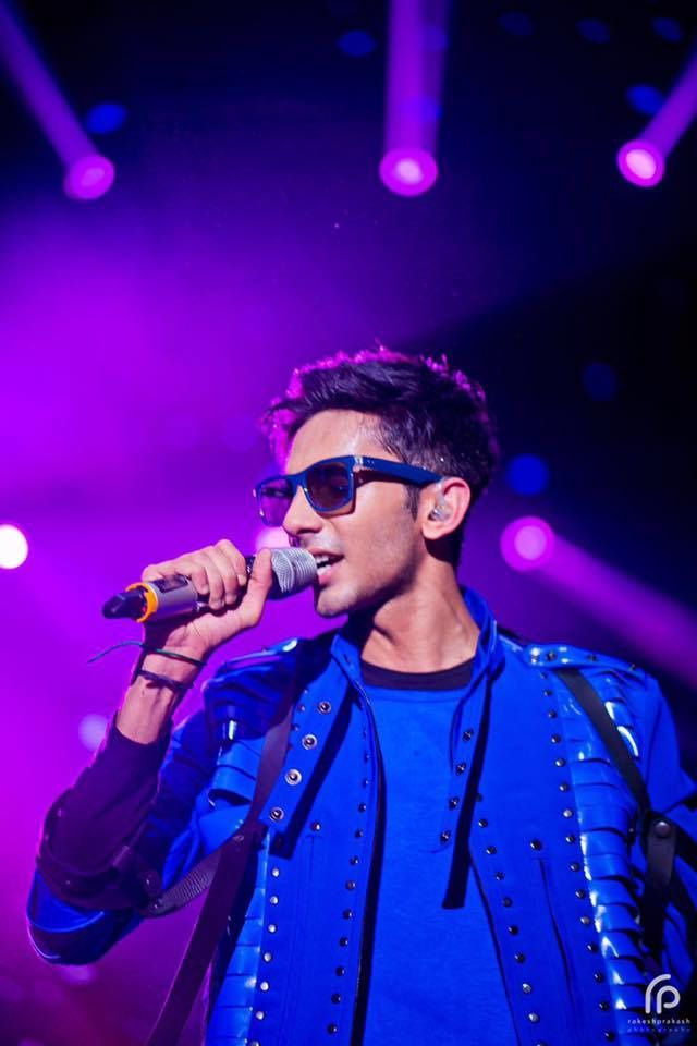 ANIRUDH IN KL