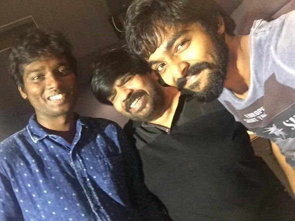 TR SING A THARA LOCAL SONG FOR VIJAY'S THERI !!!